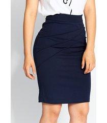 faldas azul derek 820899
