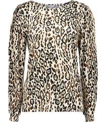12624-20 t-shirt leopard