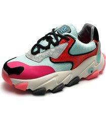 tenis de moda chunky sneakers con accesorios siliconados  anuwa yeizzy fashion