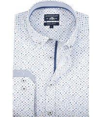 state of art shirt wit geprint met borstzak