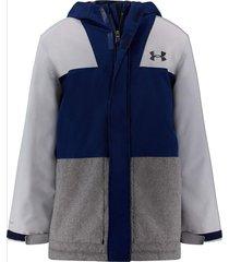 outerwear colorblock quarry jacket
