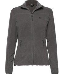 røda fleece jacket sweat-shirts & hoodies fleeces & midlayers grå skogstad