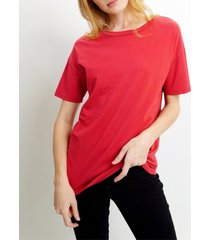 coin 1804 womens cotton short-sleeve basic crew-neck tee