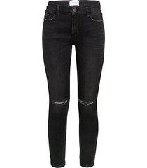 the stiletto cropped jean