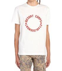 resort corps varsity establissement t-shirt