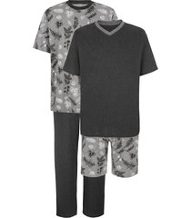 pyjamaset babista grijs