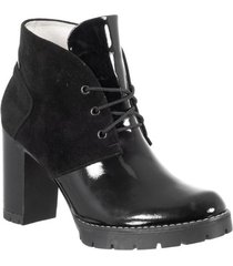 botin formal para dama san polos at-1232 negro