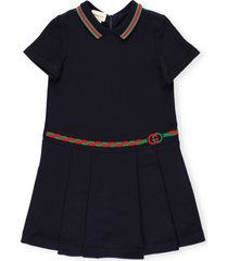 gucci cotton dress