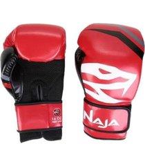 luva boxe muay thai first 10 oz naja