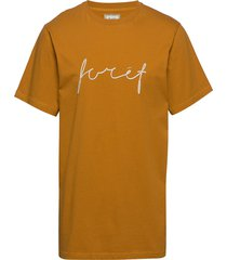 slope t-shirt t-shirts short-sleeved gul forét