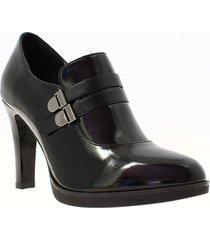 zapatos mujer negros via spring via spring - negro
