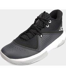 tenis basketball negro-blanco under armour steph curry iv