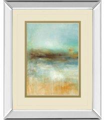 "classy art let the summer sun shine by pasion mirror framed print wall art, 34"" x 40"""