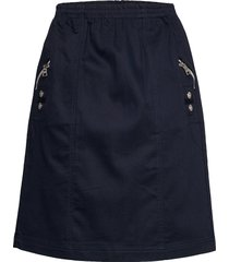 sc-akila kort kjol blå soyaconcept