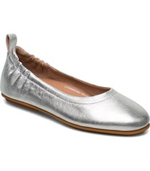 allegro ballerinaskor ballerinas silver fitflop