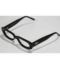 fossil ana black plastic/gray lenses ps3007blk flex-hinged sunglass frames