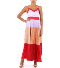 lange jurk twin set 201tp2310