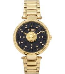 women's versus versace moscova bracelet watch, 38mm