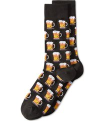 hot sox men's socks, beer