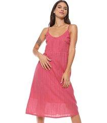 vestido coral spiga 31