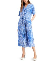 alfani tunnel waist dress, created for macy's