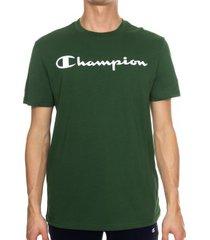 champion classics men crewneck t-shirt