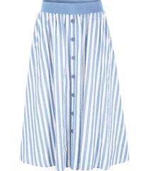 gonna con cinta comoda maite kelly (blu) - bpc bonprix collection