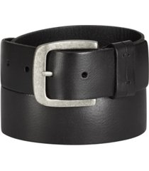 frye and co men's leather belt