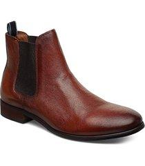 stb-arnie l stövletter chelsea boot brun shoe the bear