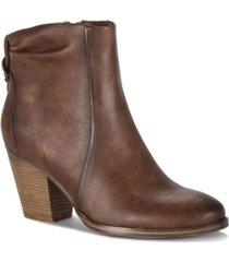 baretraps charee women's bootie women's shoes