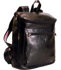 mochila para notebook em couro 9750se