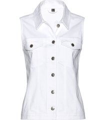 gilet in jeans (bianco) - bpc selection