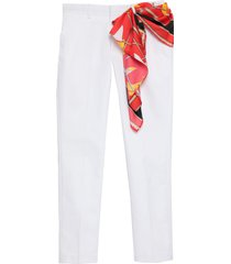 msgm casual pants