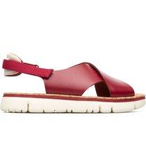 camper oruga, sandali donna, rosso , misura 42 (eu), k200157-017