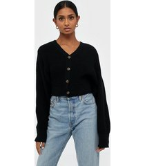 glamorous button knit cardigans