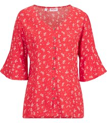 camicetta a mezze maniche (rosso) - john baner jeanswear