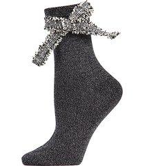 dream bow ankle socks