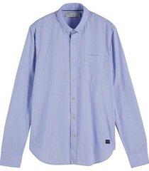 overhemd chic lichtblauw