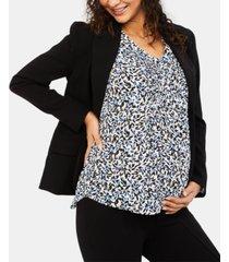 a pea in the pod maternity blazer