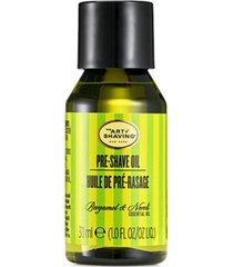 the art of shaving bergamot & neroli pre-shave oil, 1-oz.