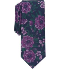bar iii men's kendra floral tie, created for macy's