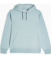 mens blue classic hoodie
