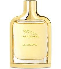 perfume classic gold masculino jaguar edt 100ml