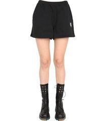 shorts with logo box