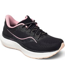 hurricane 23 shoes sport shoes running shoes svart saucony