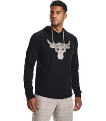 sweater under armour ua project rock terry