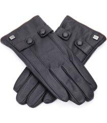 mio marino men's nappa leather gloves