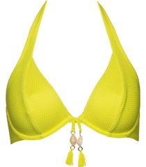 bikini lisca top badpak armatuur blote rug ibiza