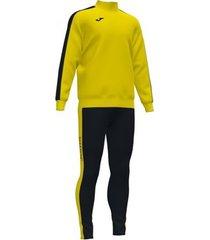 trainingspak joma academy iii trainingspak - geel-zwart