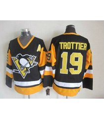 number 19 bryan trottier jerseys pittsburgh penguins black t shirts